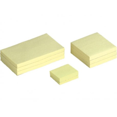 BLOCK DE NOTAS 5 ESTRELLAS 38X51MM / 552250