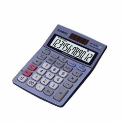 CALCULADORA SOBREMESA CASIO MS-120ER / 12 DIGITOS / MS-120ER