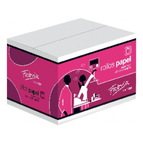 ROLLO PAPEL CALCULADORA 56,5X65 NORMAL / 738853